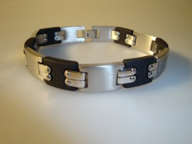 4 edelstaal armband 1
